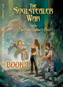 Soul Stealer War magic fantasy books
